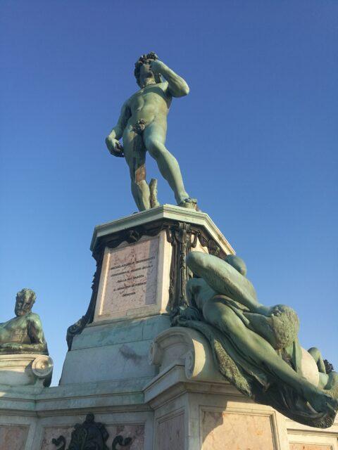 David skulptur Florens