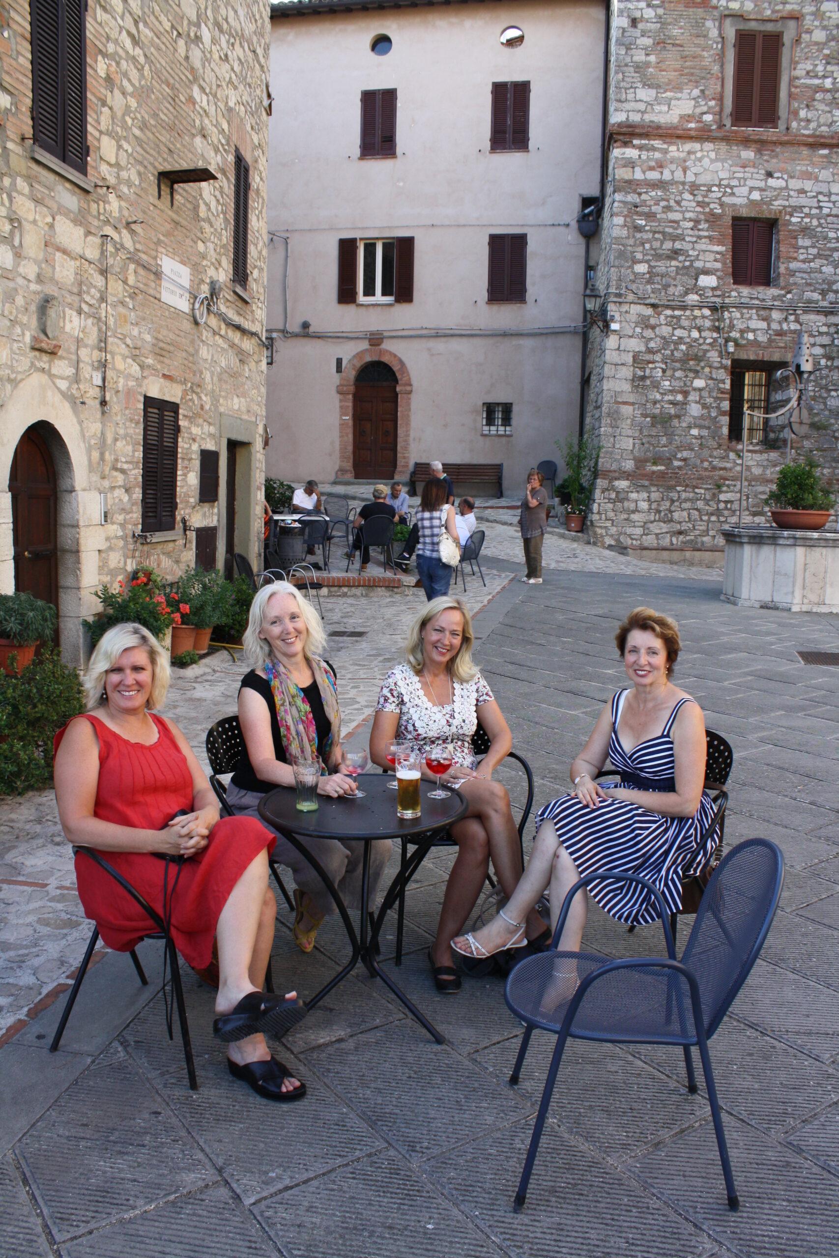 Monte Castello di Vibio Piazza