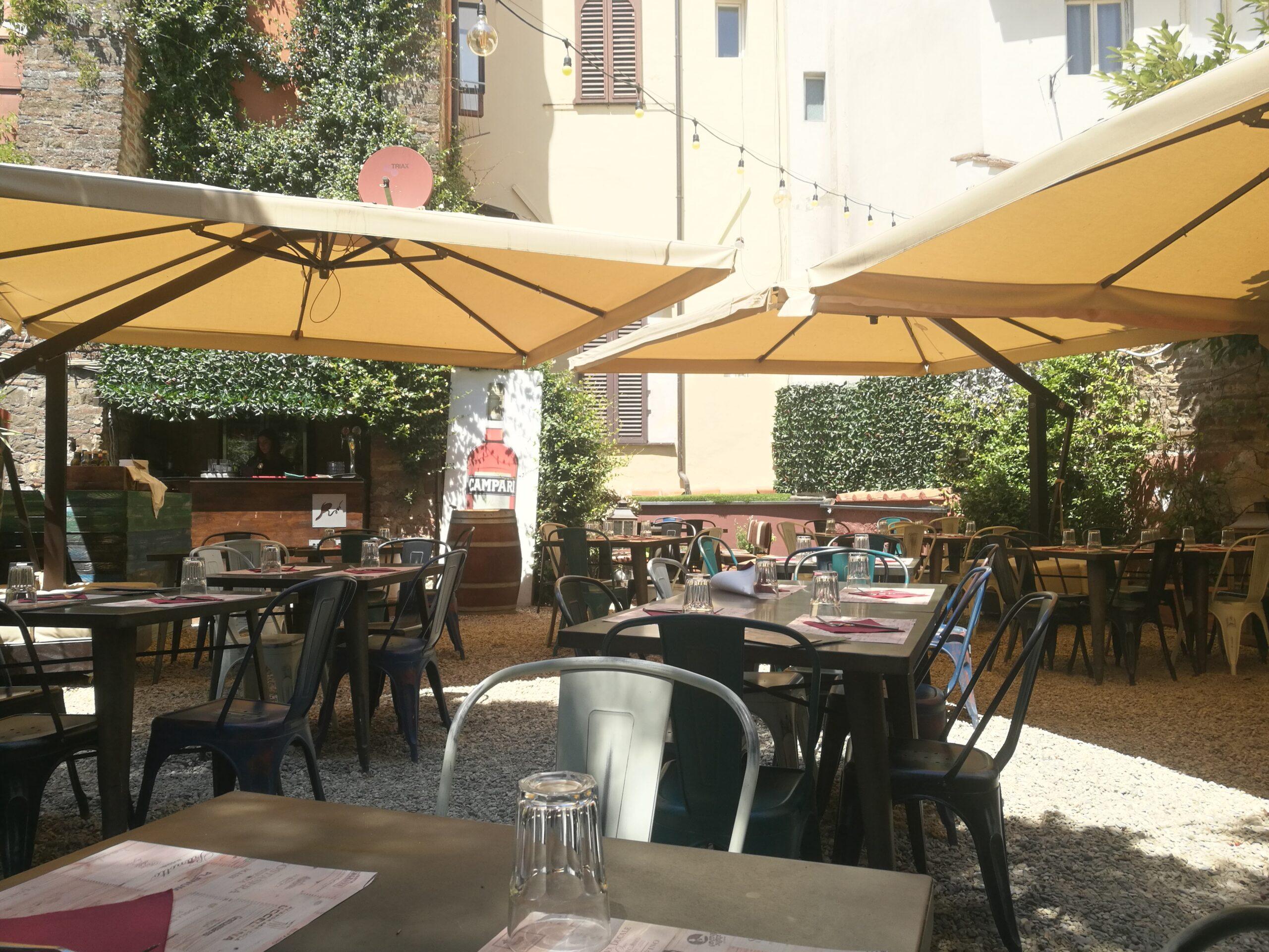 Restaurang i Florens